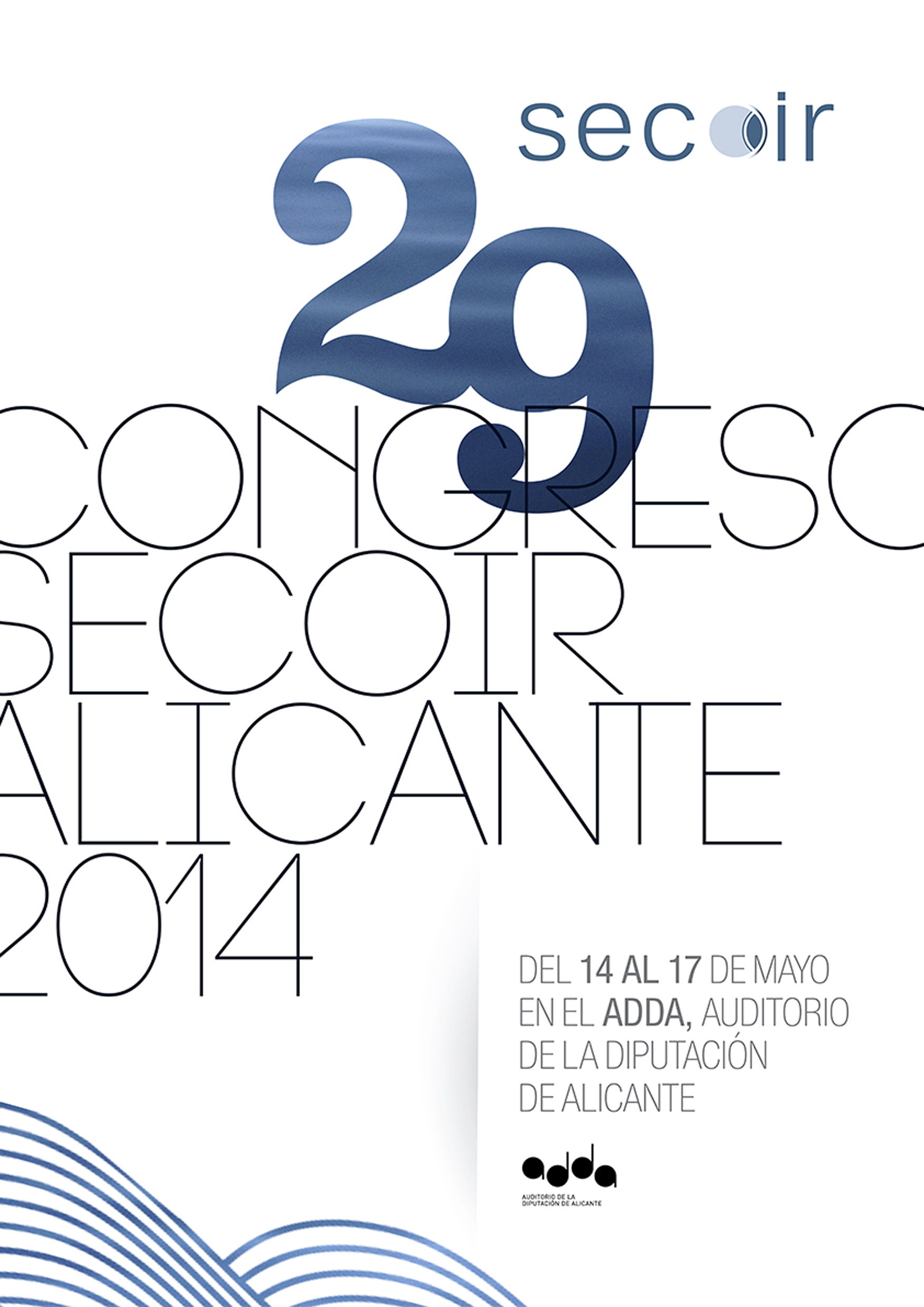 cartel SECOIR 2014